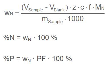 beer; protein content; calculation